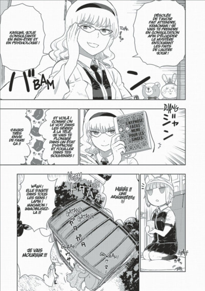 Page 7 Witchcraft works tome 9