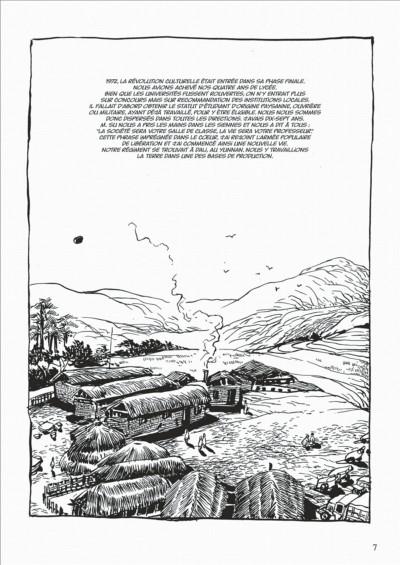 Page 7 Ma génération tome 2