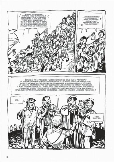 Page 8 Ma génération tome 2