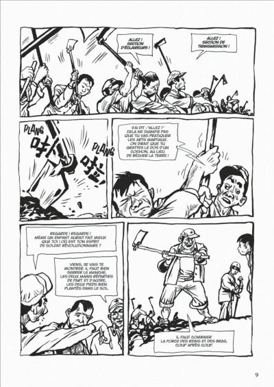 Page 9 Ma génération tome 2