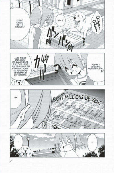 Page 7 Hayate the combat butler tome 30