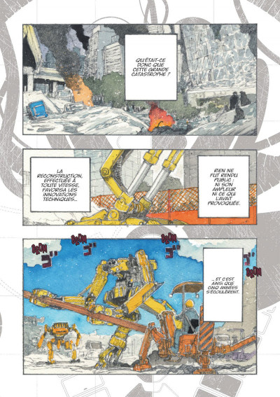 Page 6 Atom the beginning tome 1