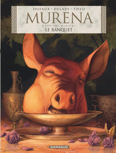 Couverture Murena tome 10