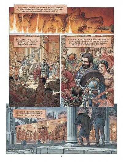 Page 8 Murena tome 10