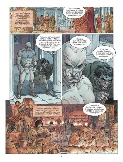 Page 9 Murena tome 10