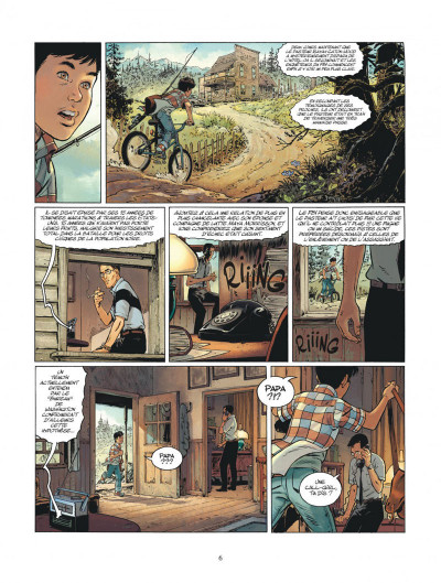 Page 6 XIII mystery tome 11 - Jonathan Fly
