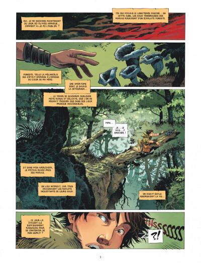Page 3 Layla - Conte des marais écarlates
