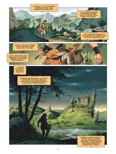Page 8 Layla - Conte des marais écarlates