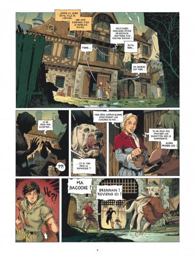 Page 9 Layla - Conte des marais écarlates