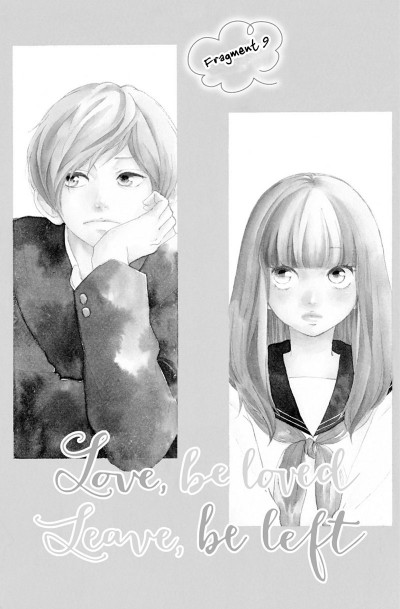 Page 4 Love, be loved - Leave, be left tome 3