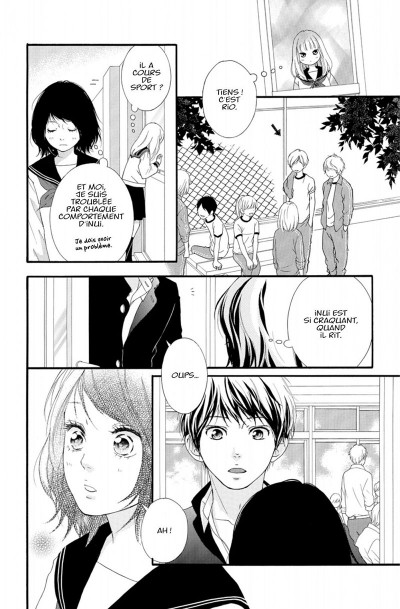 Page 8 Love, be loved - Leave, be left tome 3