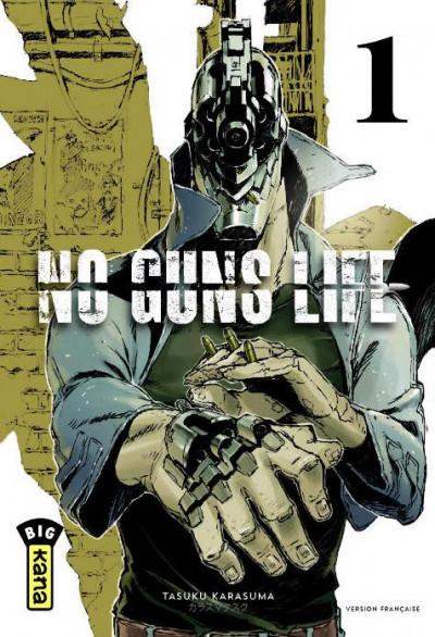 Couverture No guns life tome 1