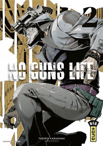 Couverture No guns life tome 2