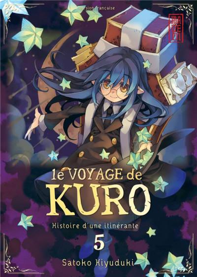 Couverture Le voyage de Kuro tome 5