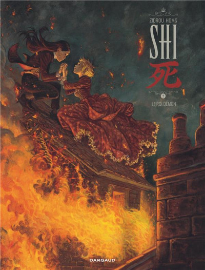 Couverture Shi tome 2