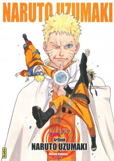Couverture Naruto - Artbook 3