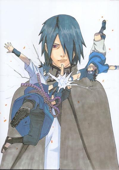 Page 1 Naruto - Artbook 3