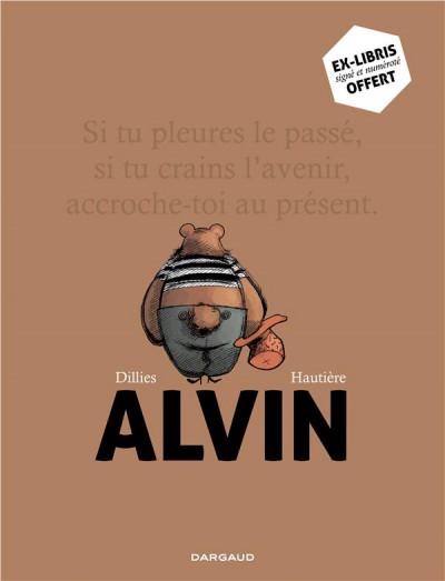 Couverture Alvin - fourreau tomes 1 et 2