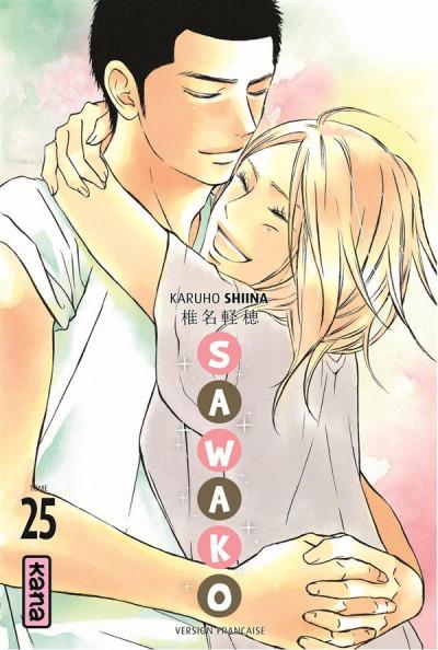 Couverture Sawako tome 25