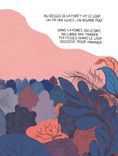 Page 3 Le loup en slip tome 1