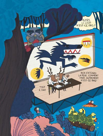 Page 6 Le loup en slip tome 1