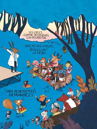 Page 7 Le loup en slip tome 1