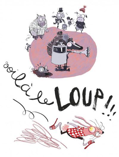 Page 9 Le loup en slip tome 1