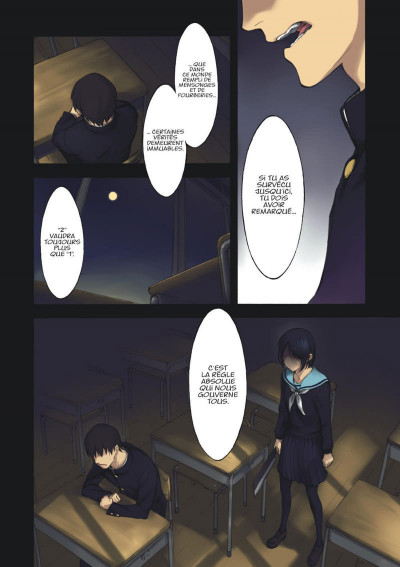 Page 2 Death's choice tome 1