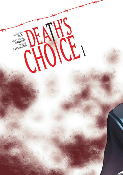 Page 7 Death's choice tome 1