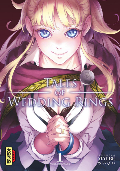 Couverture Tales of the wedding rings tome 1