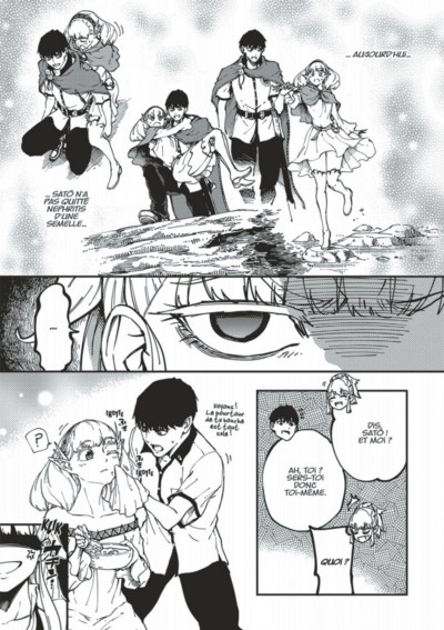 Page 9 Tales of wedding rings tome 3