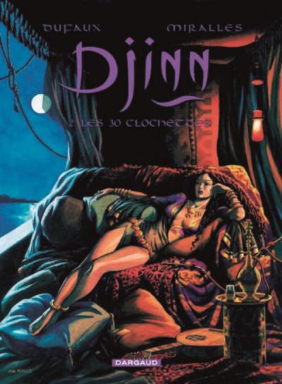 Couverture Djinn tome 2 (prix spécial)