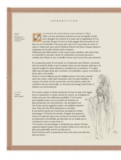Page 4 Djinn - hors-série - Le coeur de Djinn