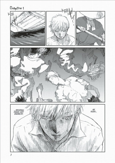 Page 3 Nuisible tome 1