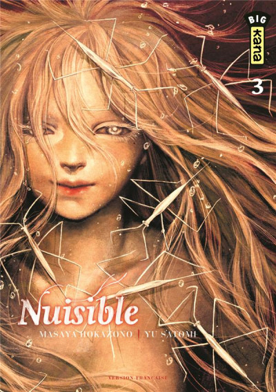 Couverture Nuisible tome 3