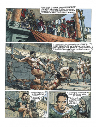 Page 7 Murena - intégrale 9 tomes