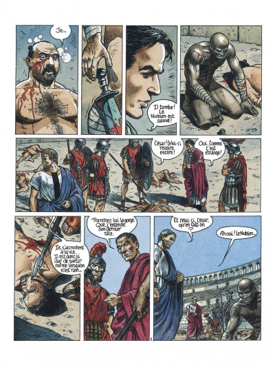 Page 9 Murena - intégrale 9 tomes
