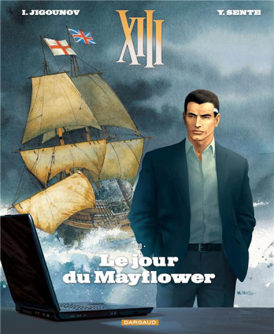 Couverture XIII - édition 2017 tome 20