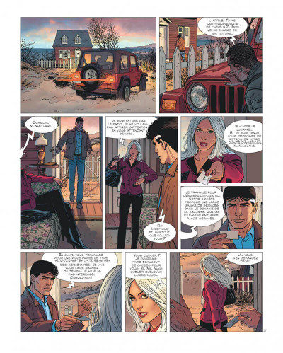 Page 7 XIII - édition 2017 tome 20