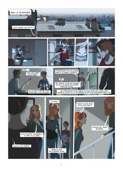 Page 2 Emma et Capucine tome 2