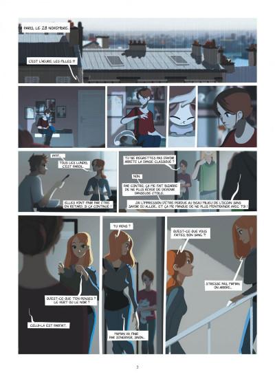 Page 3 Emma et Capucine tome 2