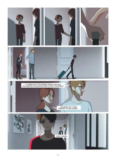 Page 6 Emma et Capucine tome 2