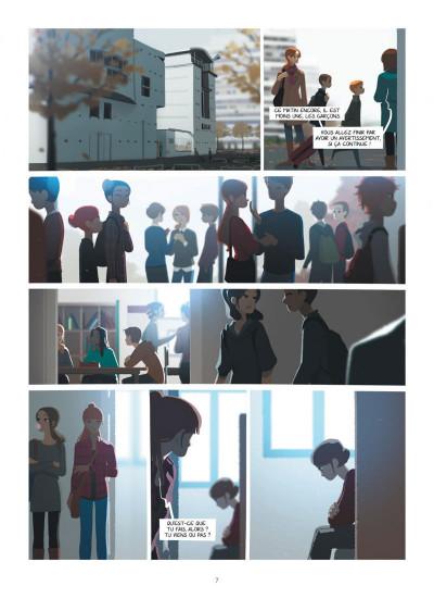 Page 7 Emma et Capucine tome 2