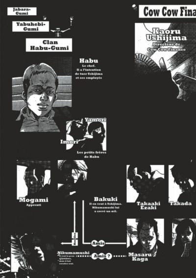 Page 5 Ushijima, l'usurier de l'ombre tome 34
