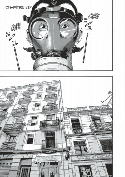 Page 3 I am a hero tome 19