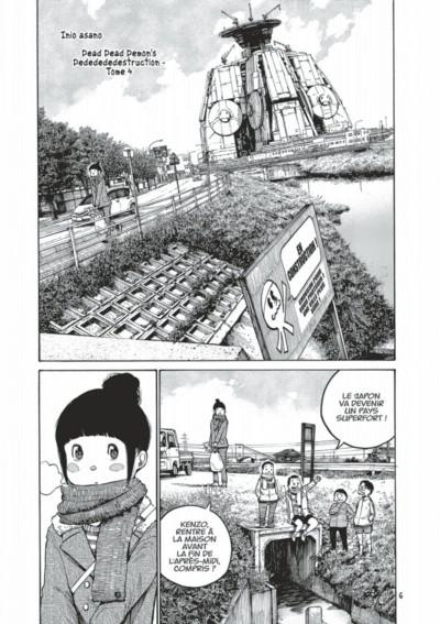 Page 6 Dead dead demon's dededede destruction tome 4