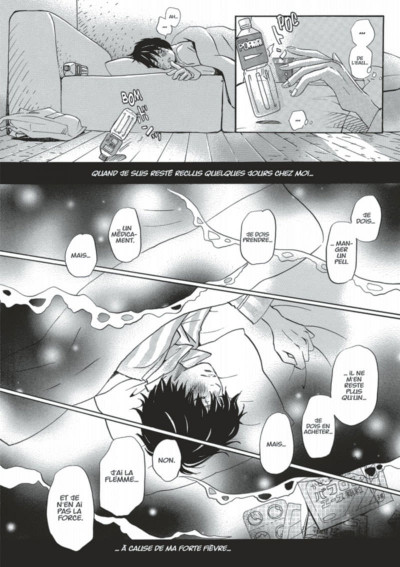 Page 6 March comes in like a lion tome 3