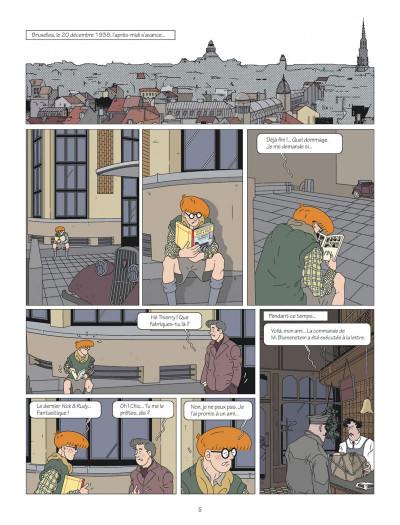 Page 4 Le réseau Madou