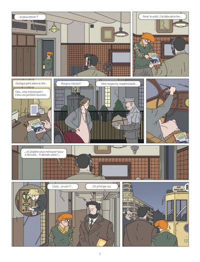 Page 7 Le réseau Madou