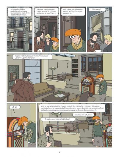 Page 8 Le réseau Madou